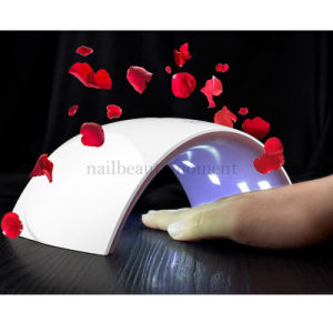 24W Nail Art UV LED Lamp Beauty Machine (L005) pictures & photos