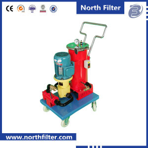Portable Filter Oil Machine for Oil Recycling Filtration Equipment pictures & photos