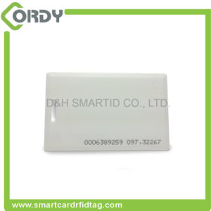 Long Range PVC 125kHz H4200 RFID Clamshell Blank RFID Card pictures & photos