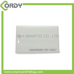 Long Range PVC 125kHz H4200 RFID Clamshell Blank RFID Card pictures & photos