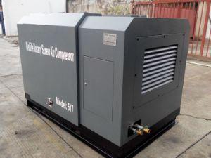 Diesel Driven Portable Screw Air Compressor pictures & photos