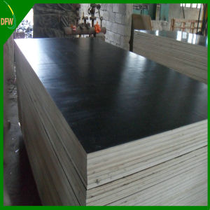 Waterproof Glue 15mm/18mmx1220X2440 Construction Plywood pictures & photos