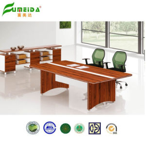 2015 Wooden Office Conference Furniture Dining Table (AH07-2400) pictures & photos
