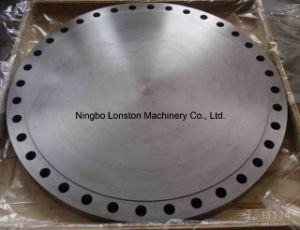 China Hot Forging Steel Forging Flange