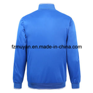Knitted Fabrics Breathable Sports Jacket pictures & photos