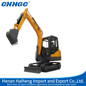 CE Certificated Hjh 60 Crawler Excavator with 6t From Chhgc Group pictures & photos