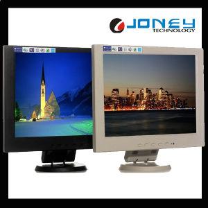 10 Inch CCTV BNC LCD Monitor with BNC/HDMI/VGA/TV, AV Input pictures & photos