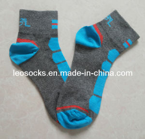 Basketball Elite Custom Men Wholesale Sport Socks pictures & photos