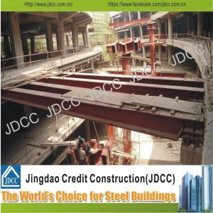 Multi- Storey Steel Structure Building for Shopping Center pictures & photos