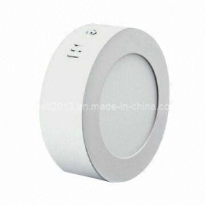 Round Surface-Mounted SMD 2835 12W LED Panel Surface Ceiling Light pictures & photos