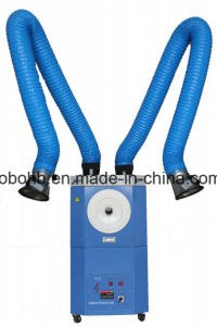 Qingdao Loobo Pulse Jet Dust Collector with Pleated Filter Cartridge pictures & photos