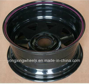 16 Inch Mini Trailer Wheel