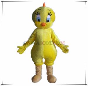 So Cute Tweety Bird Mascot Cartoon Costume