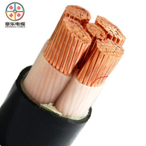 XLPE Cross-Linked Electric Power Cables From China Factory pictures & photos