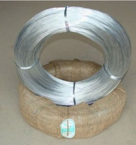 22gauge 7kg Gi Binding Wire/Galvanized Iron Wire for Saudi Arabia pictures & photos