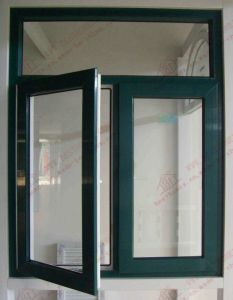 Wholesale Manufacturer of UPVC Casement Window (BHP-CWP34) pictures & photos