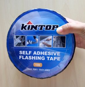 Asphalt Self Adhesive Waterproofing Flashing Tape/Bitumen Flashing Band pictures & photos