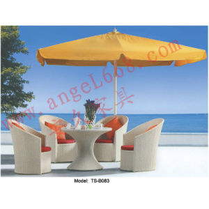 Modern Leisure Garden Patio Dining Outdoor Table Chair