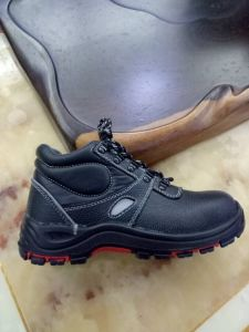 PU+Rubber Outsole Work Shoes Safety Footwear PPE Product Steel Toe Safety pictures & photos