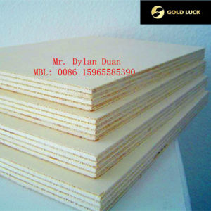 Red Film Faced Plywood for Constrcution Export to India pictures & photos