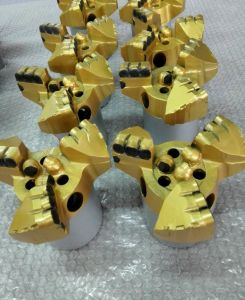 Middle Hard Rock Matrix PDC Drill Bits