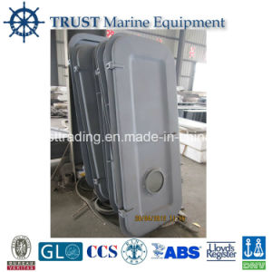 Custom High Quality Marine A60 Steel Fire Door pictures & photos