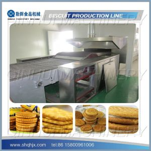 Complete Full Automatic Biscuit Making Machine Production Line pictures & photos