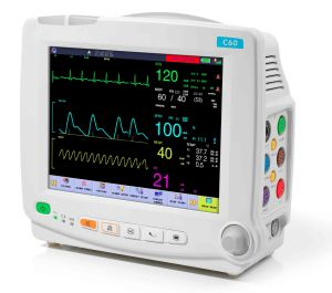 Neonatal Patient Monitor Newborn Infant Nicu Touch Screen Vital Signs Monitor Apnea Monitor FDA Approved (SC-C60) pictures & photos