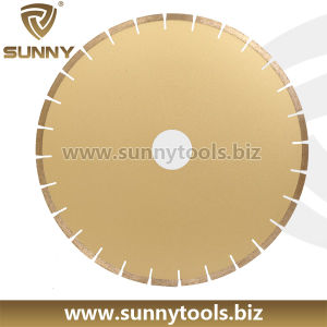 High Quality Diamond Circular Marble Saw Blade (S-DSB-1061) pictures & photos