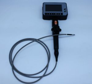 8.0mm Portable Industry Borescope with 2-Way Articulation, 5.0′′ TFT LCD, 6.0m Testing Cable pictures & photos