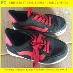 Best Quality Used Shoes for Sale for Africa Market pictures & photos