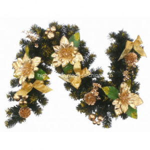 Christrmas Garland with Decoration pictures & photos