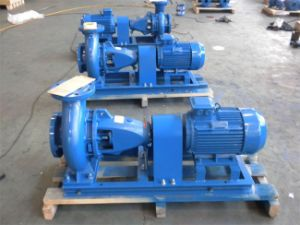 Diesel or Electric Single Stage End Suction Circulation Pump pictures & photos