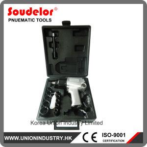 "Pneumatic Tool 15PCS 1/2"" Popular Model Impact Wrench Set pictures & photos"