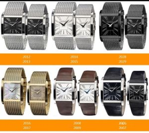 Quality Steel Watch for Couples or Lovers pictures & photos