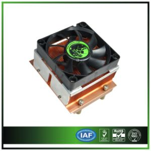 Server Copper Heat Sink with Fan pictures & photos