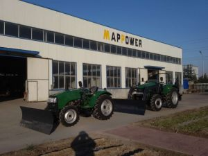 55HP Green Cheap Farming Tractor pictures & photos