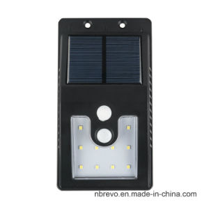 10 LED Multi-Function Solar Wireless Motion Sensor Street Light (RS2020) pictures & photos