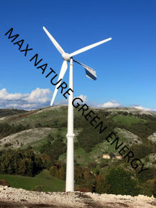 30kw Wind Turbine Generator (blades, controller, 3 phase AC pm) pictures & photos