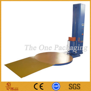 Shanghai Port Pallet Wrapper China Stretch Wrapper