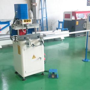 Double Mitre Machine for Cutting Aluminum Profiles pictures & photos