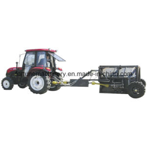 High Quality Towable Compost Turner