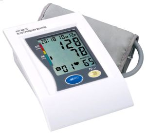 Arm Digital Blood Pressure Monitor Hz-591 pictures & photos