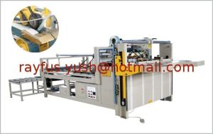 Automatic Folding Gluing Machine for Corrugated Carton Box Making pictures & photos