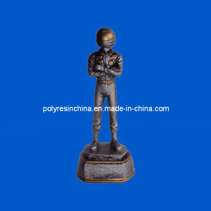 Polyresin Figure of Sport Trophy pictures & photos