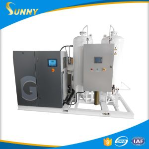 Enery-Saving and High Efficiency Nitrogen Generator for Food Package pictures & photos