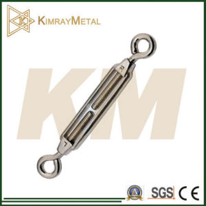 Stainless Steel Open Type Turnbuckle (Eye and Eye) pictures & photos
