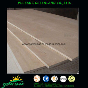 18mm Furniture Plywood with High Quality and E1 Grade pictures & photos