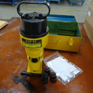 Hydraulic Busbar Punching Tool (HHM-60) pictures & photos