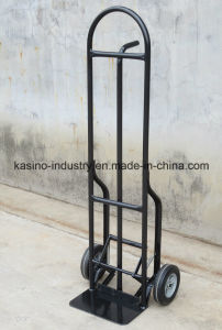 Manufacturing High Quality Sack Truck Hand Trolley Cart with Best Price (HT0058) pictures & photos